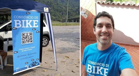 consórcio de bike
