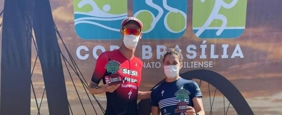 Pâmella Oliveira e Reinaldo Colucci
