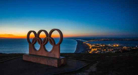 momento olímpico