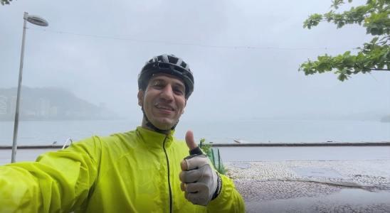 Dicas para pedalar na chuva