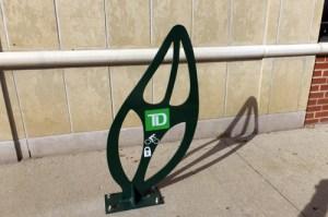 TD Canada Trust new bike post_500
