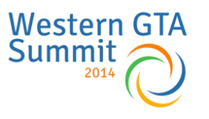Western GTA Summit 2014 logo
