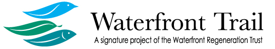 Waterfront Trail logo