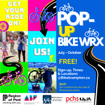 BikeWrx Pop-up