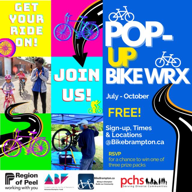 BikeWrx Pop-ups