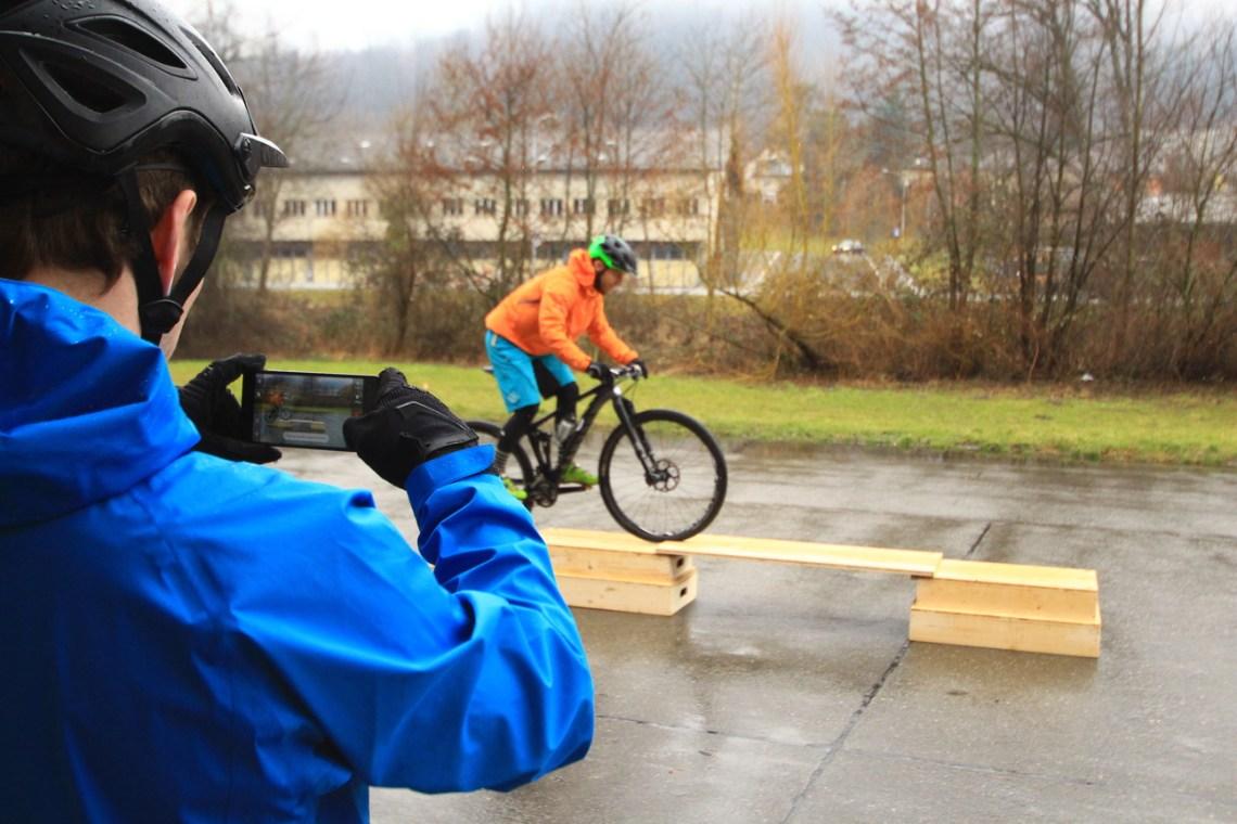 Mountainbike Fahrtechnikkurse Brugg
