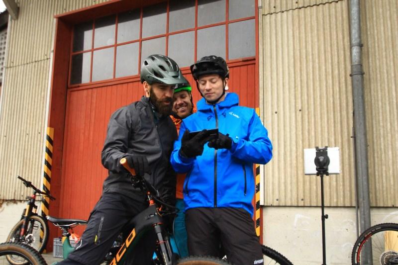 Mountainbike Fahrtechnikkurse