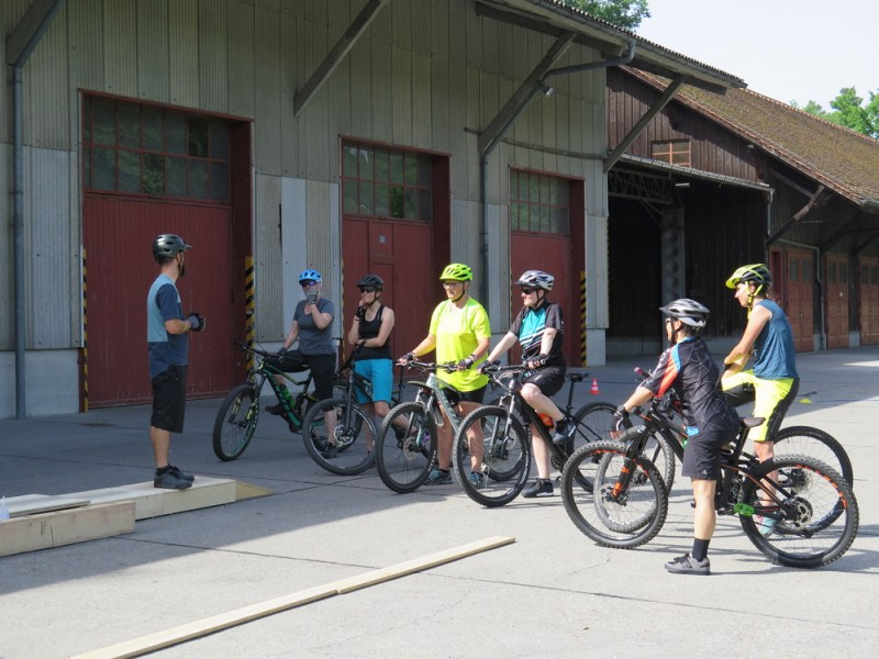 Bikemeitli Workshop