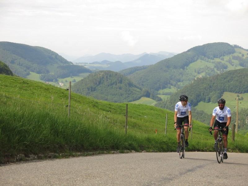 Summits of Switzerland