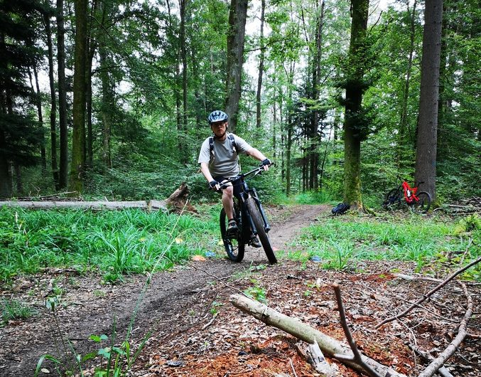 E-MTB Workshop Baden
