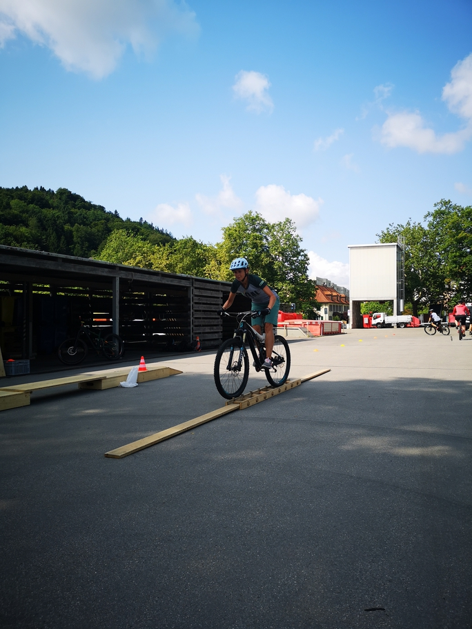 Bikemeitli MTB-Workshop