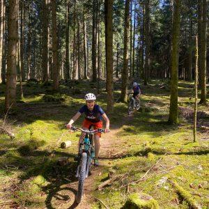 eMTB 5 Wälder Tour