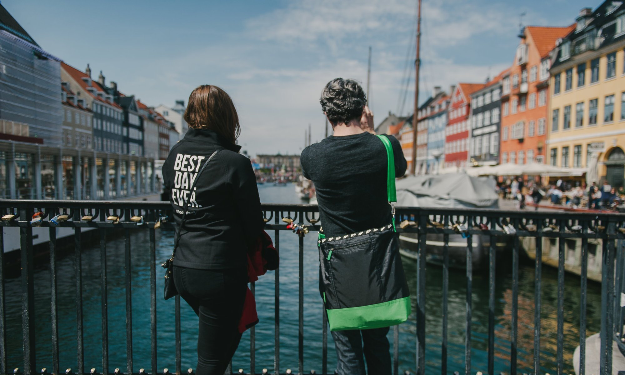 Explore Copenhagen on a private walking tour