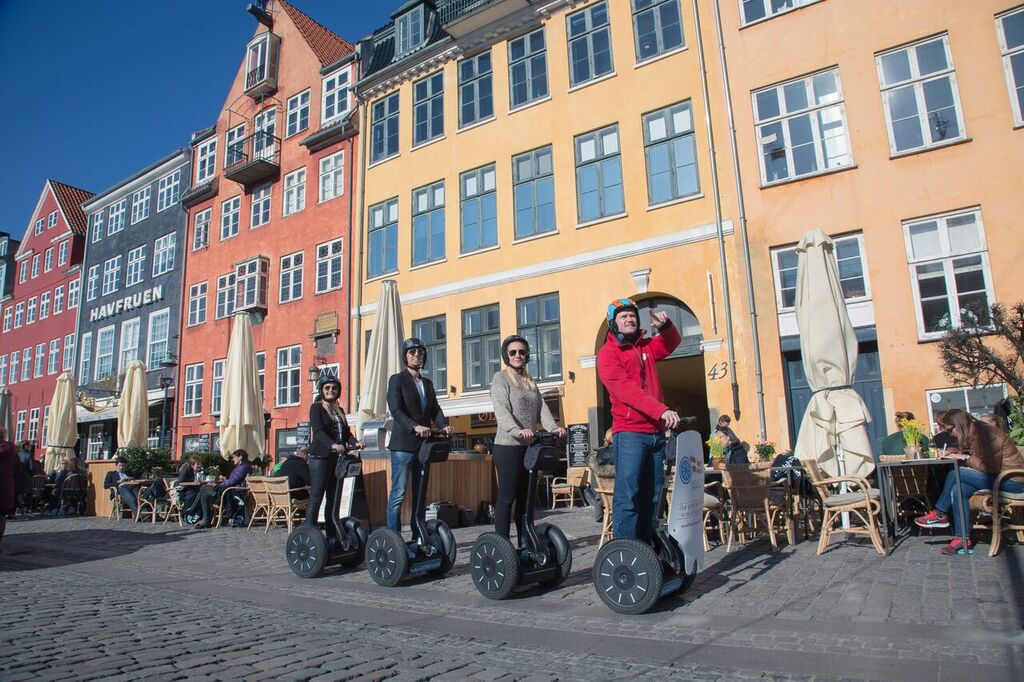 Explore Copenhagen on a Private Segway Tour