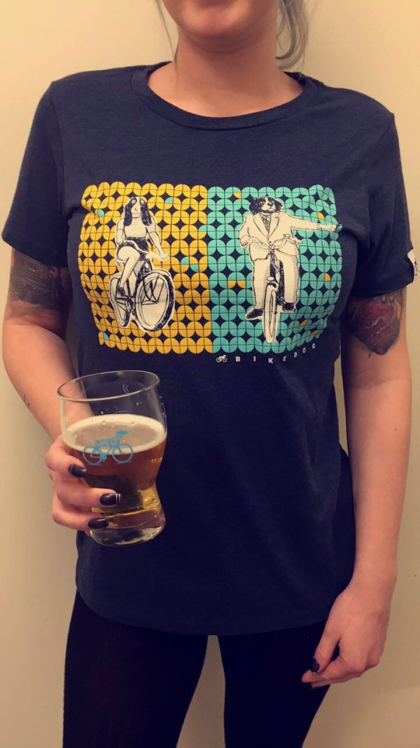 Dogs on Bikes Shirt