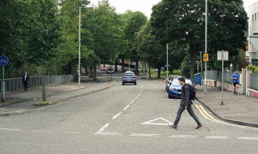 Stranmillis Embankment, Belfast