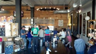 Another round at Craft and Growler