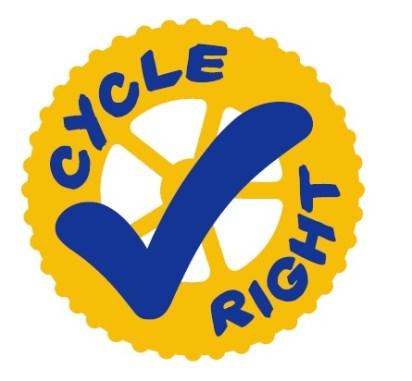 bike green cycle right logo