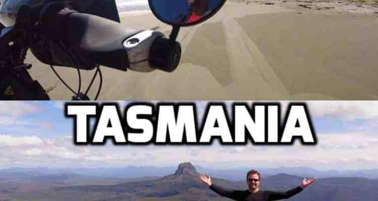hiking and cycling tasmania