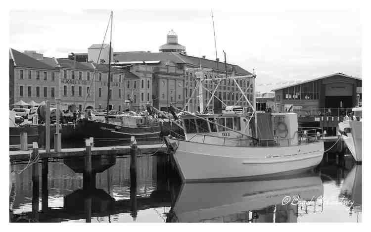 Dockside Hobart