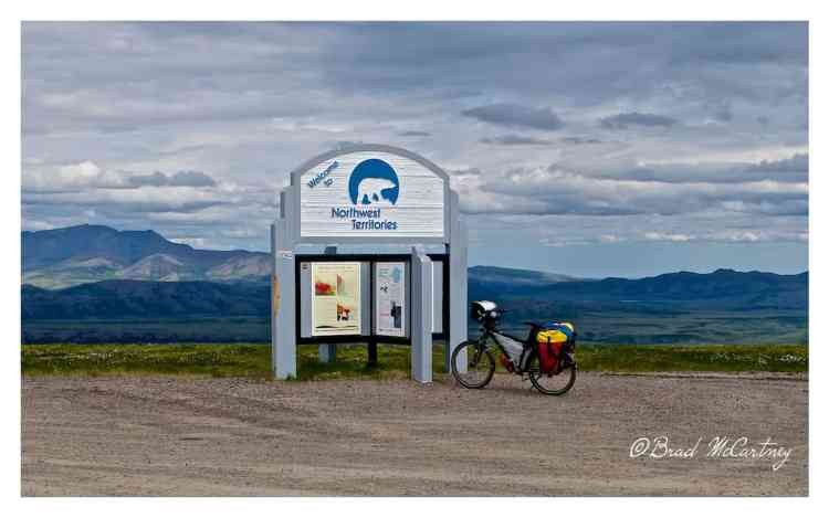 cycling north west territories