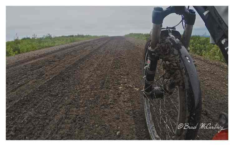 mud dempster highway
