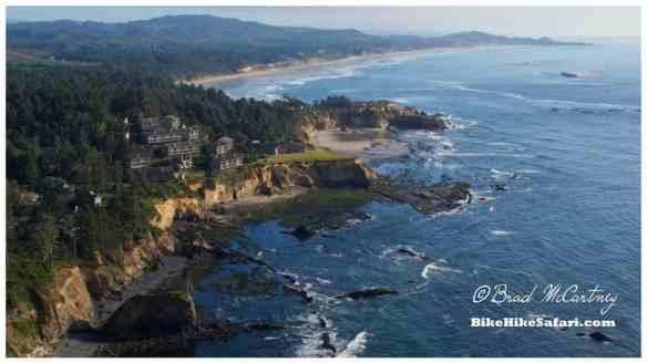 Oregon Coast near Newport