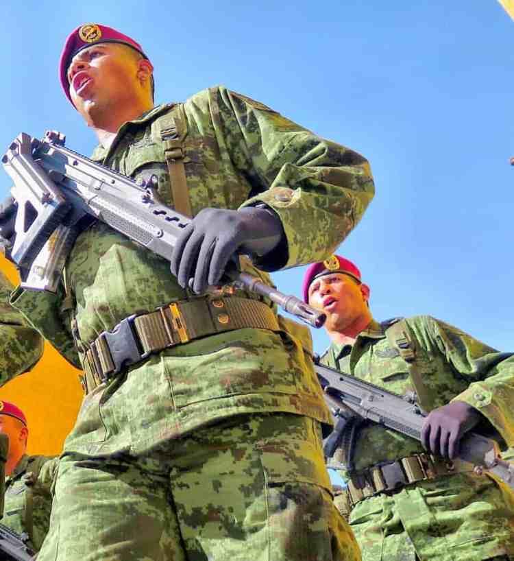 Mexican - Military - San Miguel de Allende