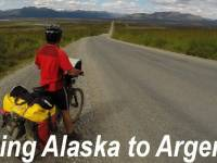 Cycling from Alaska to Argentina
