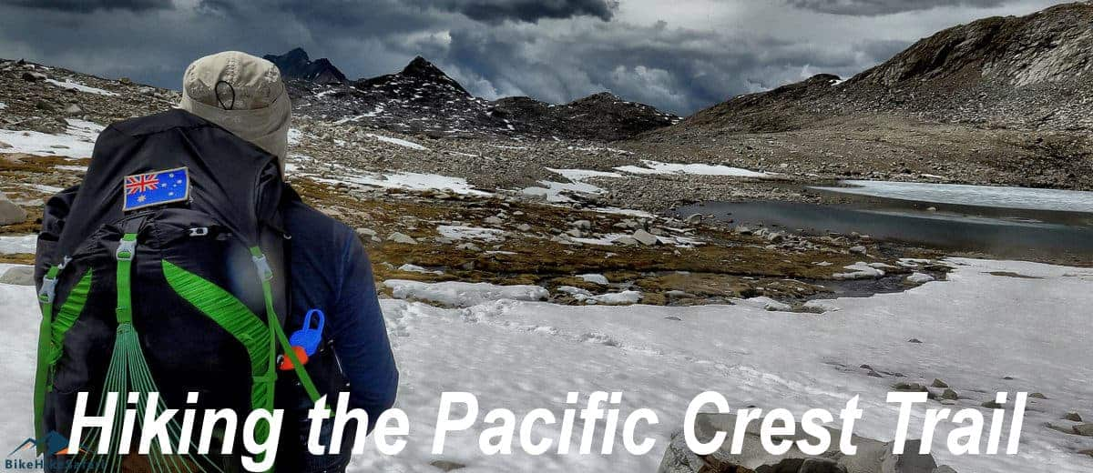 Hiking the Pacific Crest Trail