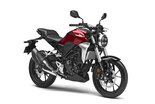 Honda Motorcycle And Scooter India Hmsi Have Started Accepting Booking For Cb300r An Initial Amount Of Rs 5 000 Expected To Be Launched On 8