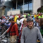 Seattle Bike Bloggers Ride Bike To Work Day 2010