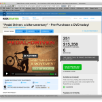 """Pedal Driven"" Bike-umentary Tops Its Fundraising Goal!"