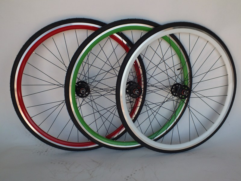 Bike Colored 700c Tires