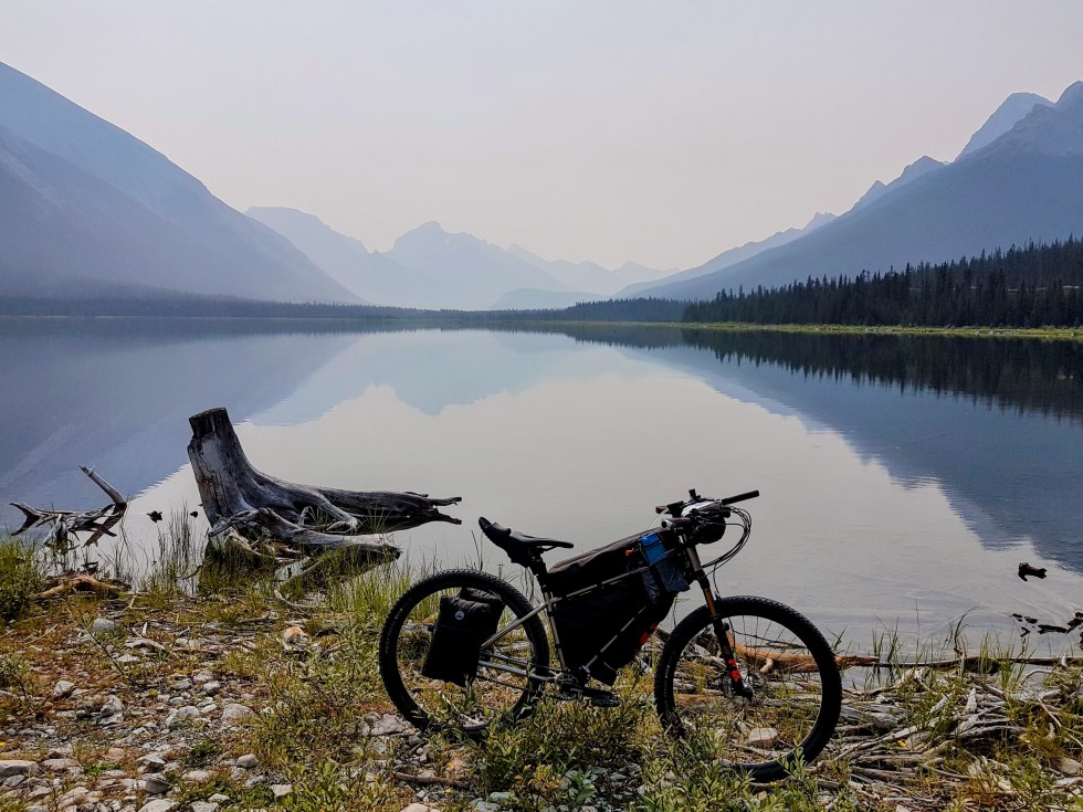 Rollingdale Adventure Bike on Goat Pond
