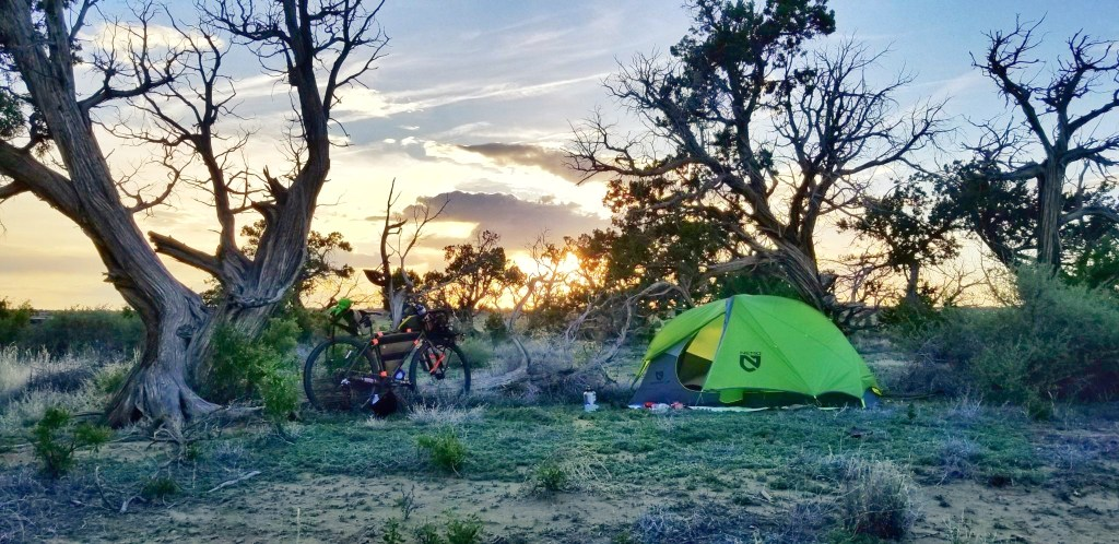 bikepacking gear list