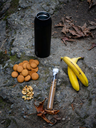 bikepacking trail recipes