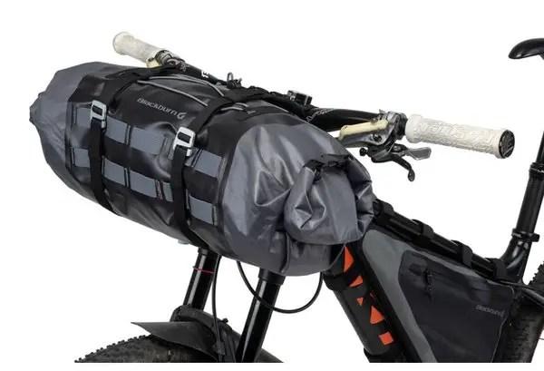 best bikepacking handlebar harness