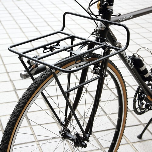 best front bike rack for touring