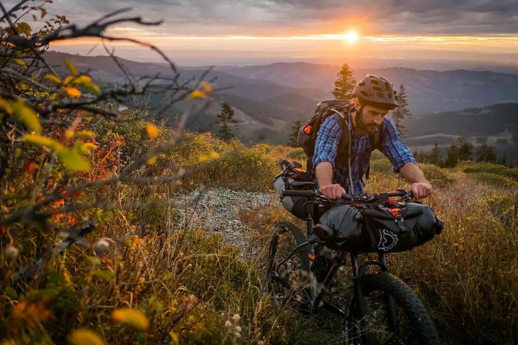 bikepacking washington