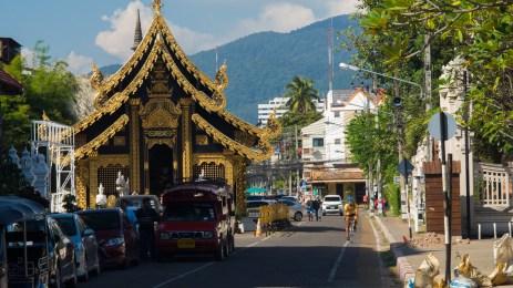 Centrum města Chiang Mai