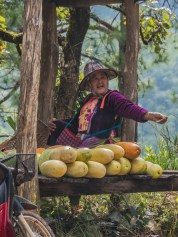 A Lisu Tribe Woman