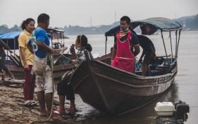Lidé od řeky Mekong