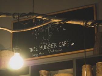 Tree Hugger Café, must in Dong Hoi
