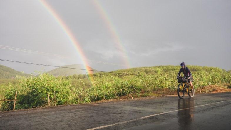Lucky Ride in Vietnam