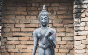 Buddha, Wat Chang Lom