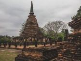 Wat Chang Lom, Starý Sukhotai 2
