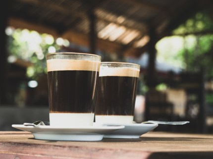 Coffee from local farmers