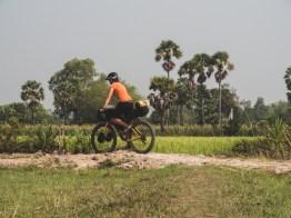 Opouštíme Siem Reap