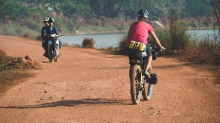 Za hranicemi, Myanmar